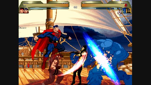 Ultimate Crossover Fighting Game Club - Get The Ultimate MUGEN Guide